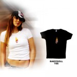 Ladies Babydoll Tee