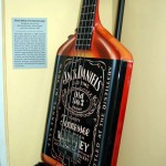 Jack Daniel's Bass at the RnR Hall of Fame