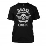 Mad Anthony's Skull & Pepper Tee