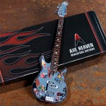 Miniature Rat Rod Bass Replica