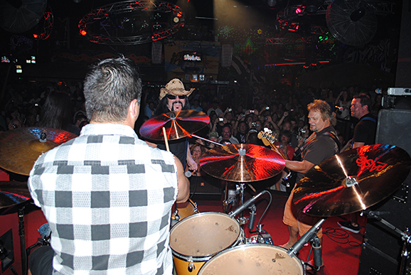 Mad Anthony and Vinnie Paul Jam with Rotus - Photo by Elisha Anthony