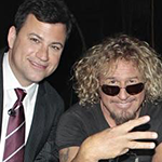 Chickenfoot on Jimmy Kimmel Live