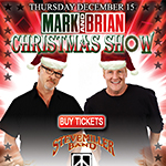 Chickenfoot to Play Mark & Brian Christmas Show