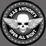 Mad Anthony's Cafe Open All Night Tee