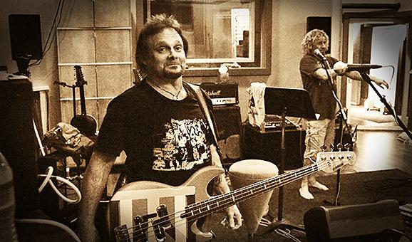 Rehearsing at the Footlocker 10-27-2011