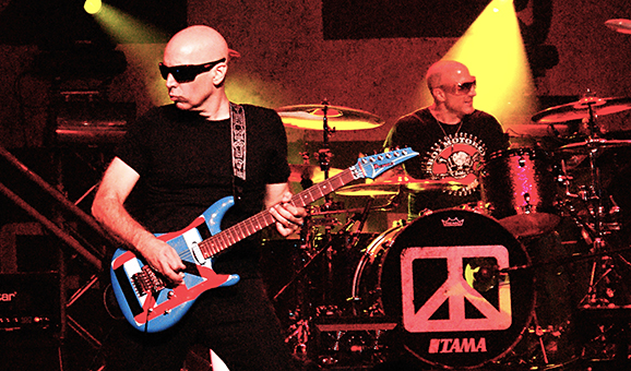 Chickenfoot at The Warfield, November 1 2011