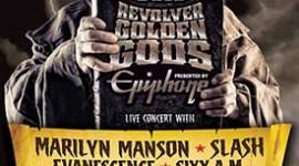 2012 Revolver Golden Gods Awards