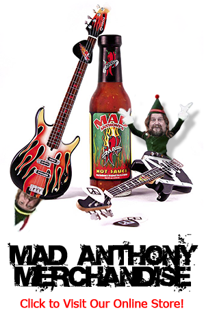 Mad Anthony's Cafe Online Store