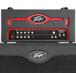 The Peavey Michael Anthony Signature VB-MA Bass Amp
