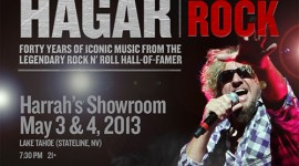 Sammy Hagar's 4 Decades of Rock