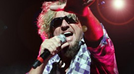 Sammy Hagar's 4 Decades of Rock Tour