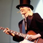Johnny Winter - photo by Dave Redfern/Redferns