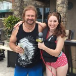 Michael Anthony and Chick on the Street, Katie Thompson