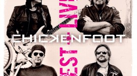 "New Chickenfoot ""BEST + LIVE"" Coming March 10, 2017 Features Brand New Song ""Divine Termination""!"