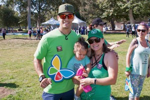 Walk LA 2017 with Team Rex and the Heartbeaters