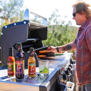 Mad Anthony's Cafe Summer 2018 BBQ Contest