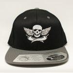 Mad Anthony Skull & Pepper Flat Bill Hat