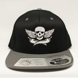 Mad Anthony Skull & Pepper Flat Bill Hat