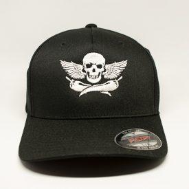 Mad Anthony Skull & Pepper Flexfit Hat