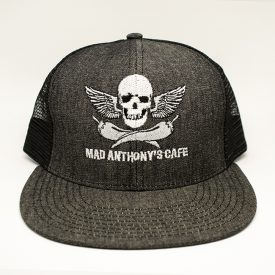 Mad Anthony Skull & Pepper Trucker Hat