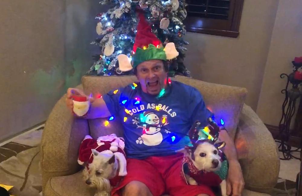 Michael Anthony Happy Holidays 2019