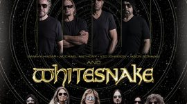 The Circle 2020 Tour – with Whitesnake and Night Ranger!