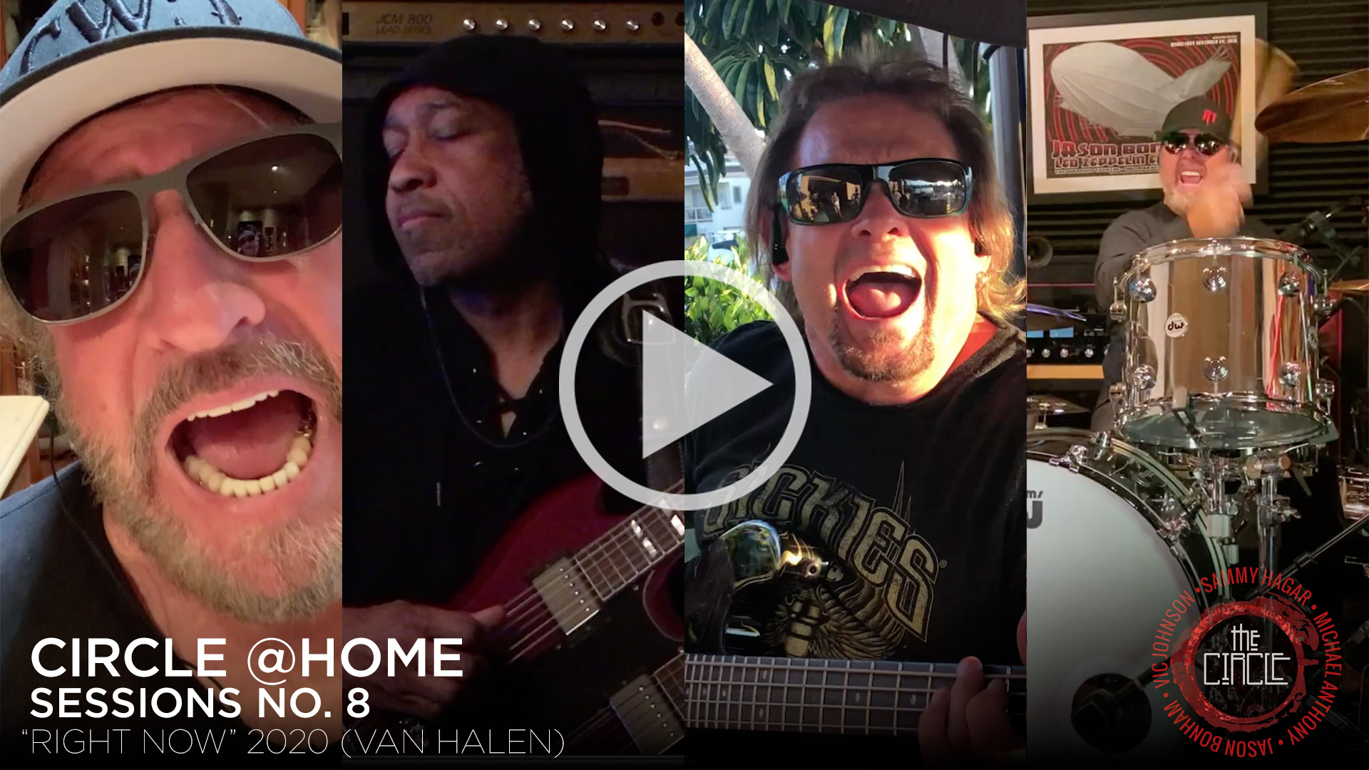 The Circle at Home Sessions No. 8 - Right Now