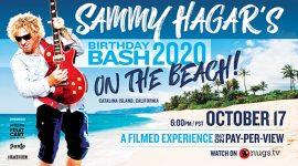 Sammy Hagar's Birthday Bash 2020